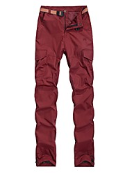 cheap -Men's Hiking Pants Outdoor Fast Dry, Quick Dry, Breathability Pants / Trousers / Bottoms Outdoor Exercise / Multisport