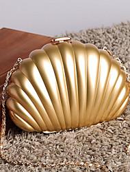 Недорогие -Жен. Мешки Вечерняя сумочка Кристаллы для Свадьба / Для праздника / вечеринки Золотой / Белый / Черный