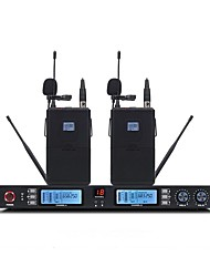 cheap -KAXISAIER NE601 Wireless Microphone Kit Dynamic Microphone Outfits For Conference Microphone