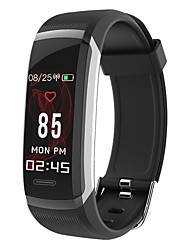 cheap -Smart Bracelet YY-GT101 for Android / iOS 7 and above Touch Screen / Heart Rate Monitor / Water Resistant / Water Proof Pedometer /
