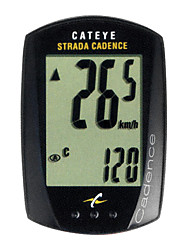 cheap -CatEye® Strada Cadence Wired CC-RD200 Bike Computer / Bicycle Computer GPS Stopwatch Speedometer Wired Mountain Outdoor Cycling