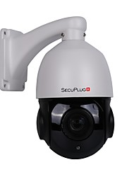 economico -Telecamera IP secuplug + ptz 5mp super hd 2592x1944 pixel pan / tilt 30x zoom speed dome per esterno