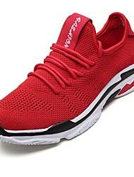 povoljno -Muškarci Cipele Til Mreža Ljeto Svjetleće tenisice Udobne cipele Sneakers Hodanje Tenis Planinarenje Trčanje za Kauzalni Vanjski Crn Sive