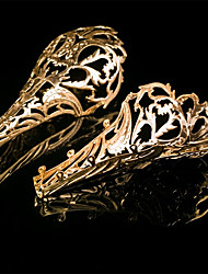 levne -Plastic & Metal Ozdoby Dámské Celý rok Ležérní Zlatá