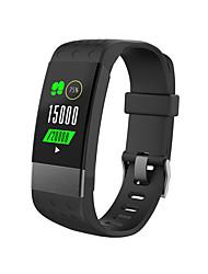 baratos -Relógio inteligente Tela de toque / Monitor de Batimento Cardíaco / Impermeável Podômetro / Monitor de Atividade / Monitor de Sono