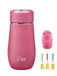 abordables -Drinkware Acier inoxydable / PP+ABS Vacuum Cup Athermiques / Retenant la chaleur 1pcs