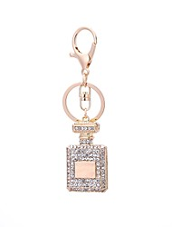 cheap -Bottle Keychain Gold Alloy Casual, Fashion For Gift / Daily