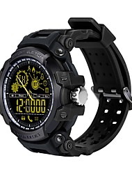 cheap -Smartwatch Water Resistant / Water Proof / Calories Burned / Pedometers Pedometer / Activity Tracker / Stopwatch Bluetooth4.0 iOS /