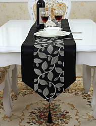 cheap -Contemporary PVC(PolyVinyl Chloride) Square Table Runner Floral Table Decorations 1 pcs