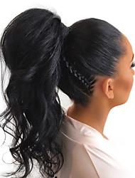 baratos -Não processado Cabelo Humano Peruca Cabelo Malaio Ondulado Partida Profunda 150% Densidade Com Baby Hair Não processado Riscas Naturais