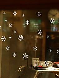 Недорогие -Оконная пленка и наклейки Украшение Простой Цветы ПВХ Стикер на окна