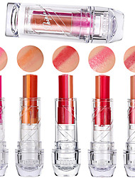 cheap -Lip Balm Lip Gloss Lip Stains Dry / Matte / Shimmer Waterproof / Multi layer / Professional 1 pcs Multilayer / Gradient / Tinted Sexy / Sweet Makeup Cosmetic Grooming Supplies
