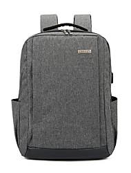preiswerte -Unisex Taschen Baumwolle / Polyester Sport & Freizeit Tasche Reißverschluss für Büro & Karriere / Draussen Schwarz / Rote / Grau