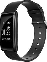 cheap -Smartwatch STN108 for Android 4.3 and above / iOS 7 and above Heart Rate Monitor / Blood Pressure Measurement / Calories Burned / Long Standby / Touch Screen Pedometer / Call Reminder / Activity