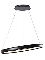 Недорогие -LightMyself™ Круглый Люстры и лампы Рассеянное освещение Латунь Алюминий силикагель Регулируется 110-120Вольт / 220-240Вольт Теплый белый / Диммируемый с дистанционным управлением Лампочки включены
