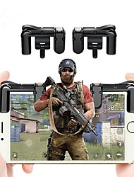 cheap -Game Trigger For Smartphone ,  Portable Game Trigger ABS 2 pcs unit