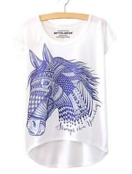 cheap -Women's T-shirt - Animal Print