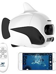 baratos -RC Drone RoboSea BIKI Underwater Drone ROV BNF Com câmera 4K HD 4K Quadcópero com CR Retorno Com 1 Botão Controle Remoto / Manual Do