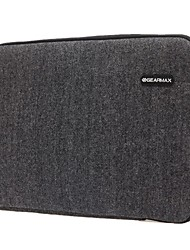 """cheap -Woolen Solid Colored Sleeves 12"""" Laptop"""