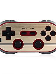 Недорогие -F30 PRO Беспроводное Игровые контроллеры Назначение ПК / Nintendo Переключатель ,  Bluetooth Игровые контроллеры ABS 1 pcs Ед. изм