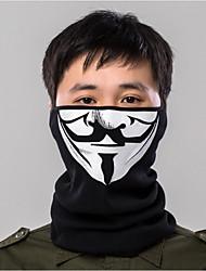 abordables -Masque de protection contre la pollution Toutes les Saisons Pare-vent Résistant à la poussière Ecran Solaire Respirabilité Cyclisme sur