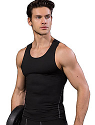 cheap -Men's Hiking Vest Outdoor Quick Dry, Breathability, Stretchy Vest / Gilet Recreational Cycling / Everyday Use / Fitness