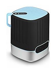 Недорогие -P1 Speaker Bluetooth 4.2 Micro USB Уличные колонки / Тубус для хранения Зеленый / Оранжевый / Синий