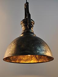 Недорогие -CXYlight чаша Подвесные лампы Потолочный светильник Окрашенные отделки Металл 110-120Вольт / 220-240Вольт Лампочки не включены