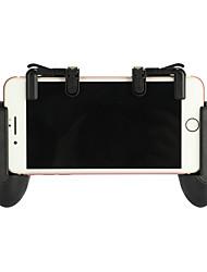 abordables -Sans Fil Contrôleurs de jeu Pour Android / iOS, Bluetooth Portable Contrôleurs de jeu ABS 1pcs unité