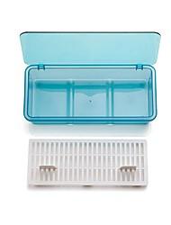 baratos -Organização de cozinha Caixas de Armazenamento Plástico Armazenamento 1pç