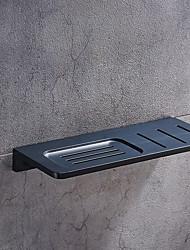baratos -Saboneteiras e acionistas Multifunções Moderna Alumínio 1pç Montagem de Parede