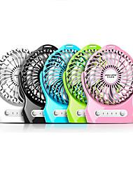 abordables -El plastico Verde / Azul / Rosa Ventiladores USB 0 cm