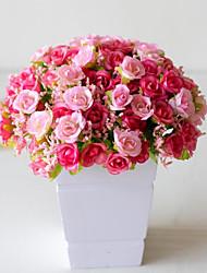 baratos -Flor Artificial PP (Polipropileno) Decorações do casamento Casamento / Aniversário Tema Praia / Tema Jardim / Casamento Todas as Estações