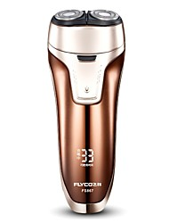 cheap -FLYCO Electric Shavers for Men 110-220 V Power light indicator / Low Noise / Quick Charging / Washable / Charging indicator