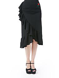 preiswerte -Damen Grundlegend Trompete / Meerjungfrau Röcke - Solide