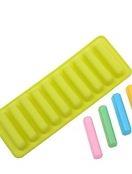 cheap -Bakeware tools Silicone Creative / DIY For Cookie / For Ice / Ice Cream Cake Molds / Dessert Tools 1pc