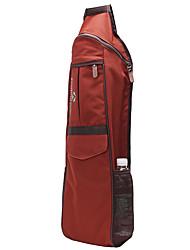 Недорогие -Тренажерный зал сумка / Сумка для йоги - Йога, Путешествия, Фитнес Дожденепроницаемый, Быстровысыхающий Искусственная кожа Серый