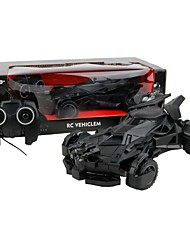 abordables -Coche de radiocontrol  1 Canal 2.4G Buggy (de campo traversa) / Off Road Car / Stunt Car 1:16 Brushless Eléctrico 10km/h KM / H