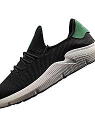 abordables -Homme Chaussures Tulle Eté Confort Chaussures d'Athlétisme Course à Pied Blanc / Noir / Rouge