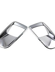 Недорогие -2pcs Автомобиль Автомобильные световые чехлы Деловые Тип пасты For Задние противотуманные фары For Peugeot 4008 2017