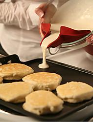 Недорогие -Кухонные принадлежности Силикон Творческая кухня Гаджет воронка Для получения хлеба / Для получения сыра / порошок 1шт