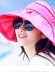 Недорогие -Жен. Праздник Шляпа от солнца Однотонный