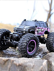 cheap -RC Car 2848 2.4G Buggy (Off-road) / Rock Climbing Car 1:14 Brush Electric 30 km/h KM/H
