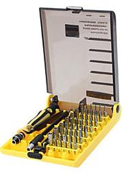 abordables -Acero + Plástico Cierres Utensilios Kit