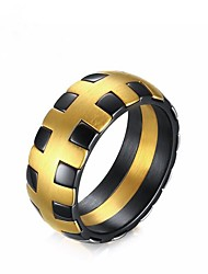 cheap -Band Ring - Circle Fashion Gold Ring For Gift / Daily