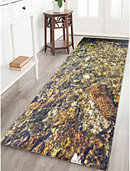 cheap -Doormats / Area Rugs Sports & Outdoors / Country Flannelette, Rectangle Superior Quality Rug / Non Skid