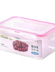 Недорогие -Кухонная организация Хранение продуктов питания / Коробки для хранения ПП (полипропилен) Аксессуар для хранения 1шт