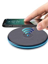 Недорогие -Cwxuan Беспроводное зарядное устройство Зарядное устройство USB USB Беспроводное зарядное устройство / Qi 1 A DC 5V для iPhone X / iPhone 8 Pluss / iPhone 8