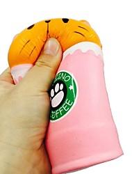 baratos -Brinquedos de Apertar / Antiestresse copo O stress e ansiedade alívio / Brinquedos de descompressão Others 1pcs Crianças Todos Dom