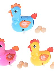 cheap -Wind-up Toy Parent-Child Interaction / Creepy Chicken 1pcs Pieces All Children's Gift